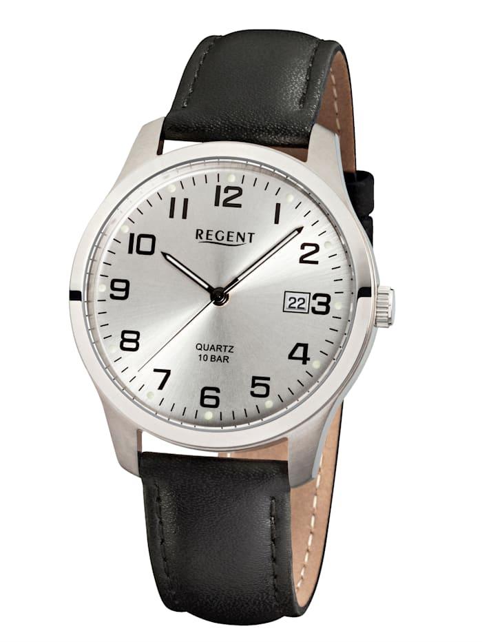 Regent Herrenuhr 11190161, Schwarz