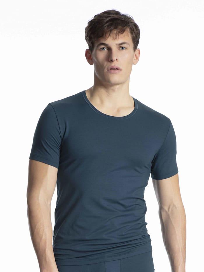 T-Shirt, Rundhals Ökotex zertifiert