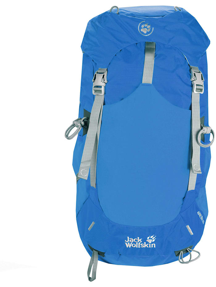 Jack Wolfskin Kids Packs Alpine Trail 36 Rucksack 56 cm, brilliant blue