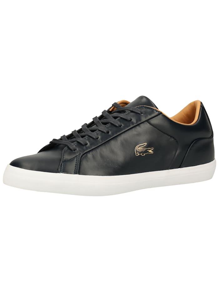 LACOSTE LACOSTE Sneaker, Blau/Weiß