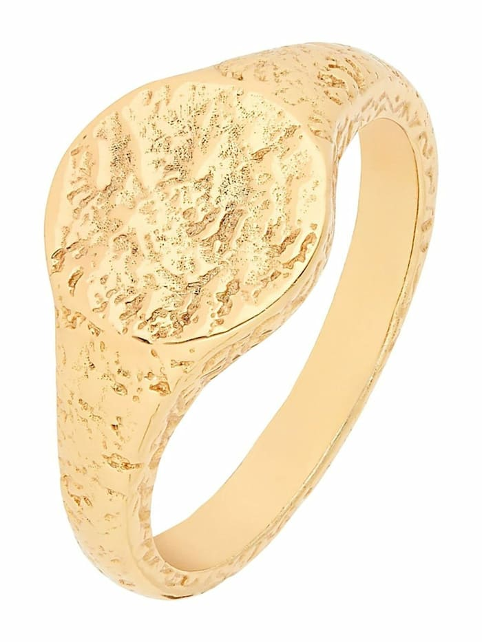 Noelani Ring für Damen, Sterling Silber 925, Gold