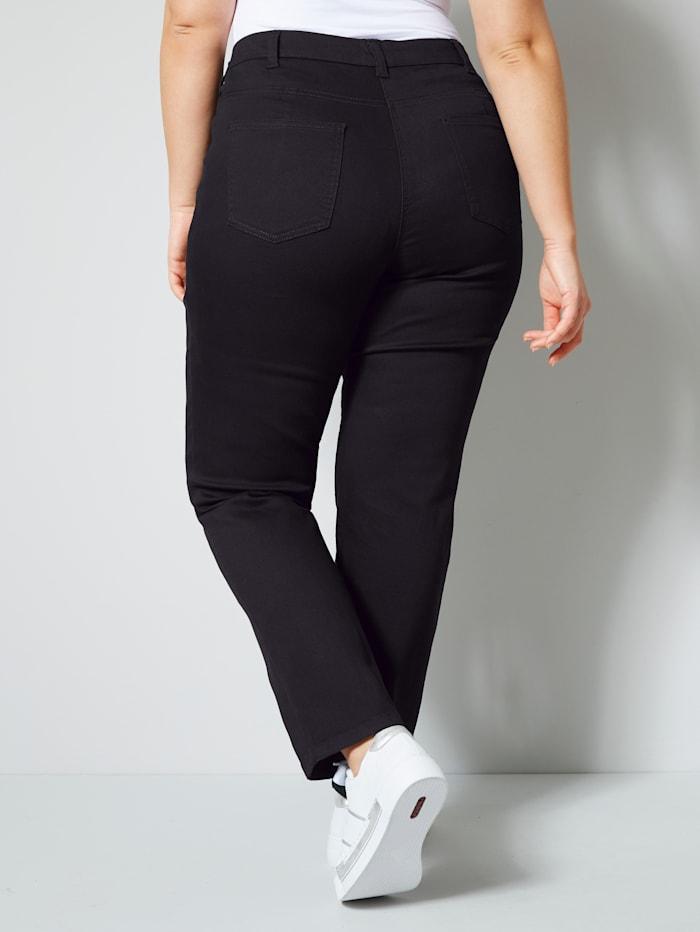 Jeans mit Bauchweg-Funktion