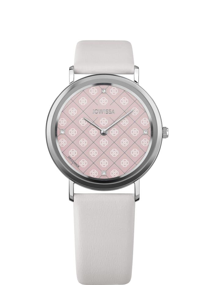 Jowissa Quarzuhr AnWy Swiss Ladies Watch, stahl