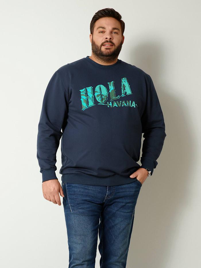 Sweatshirt i skönt material