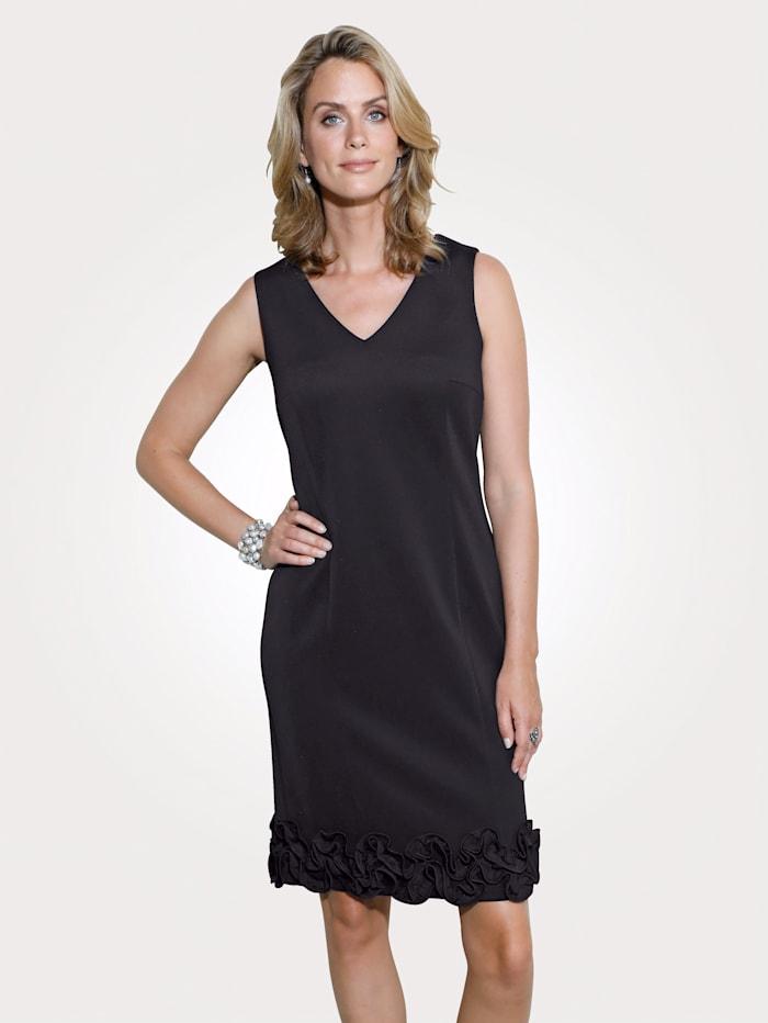 Kleid aus Heavy Jersey