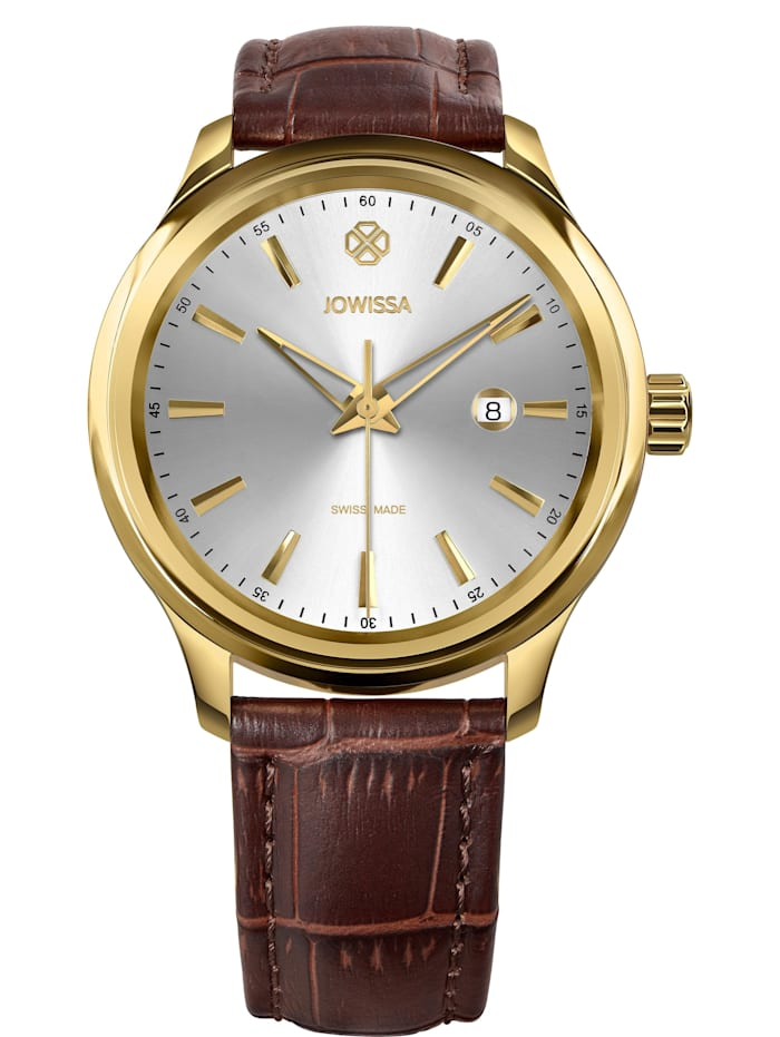 Jowissa Quarzuhr Tiro Swiss Men's Watch, gold