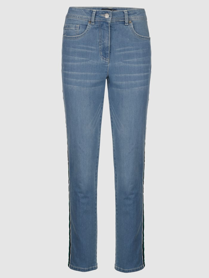 3/4-jeans in Sabine Slim model