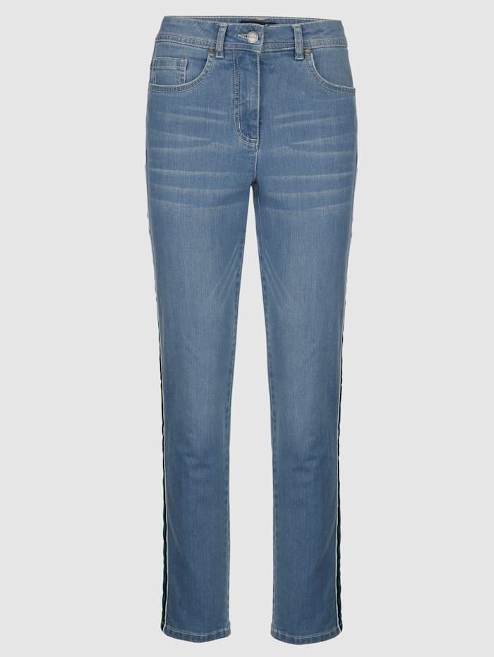 3/4 Jeans Sabine Slim