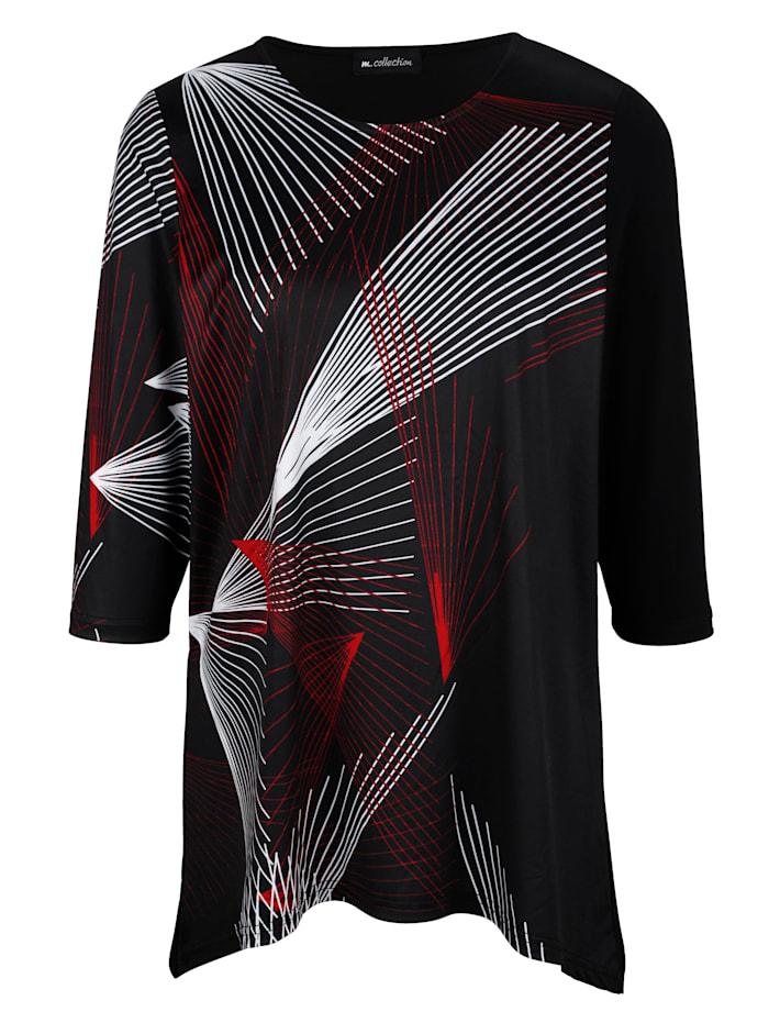 Tričko s grafickým vzorom