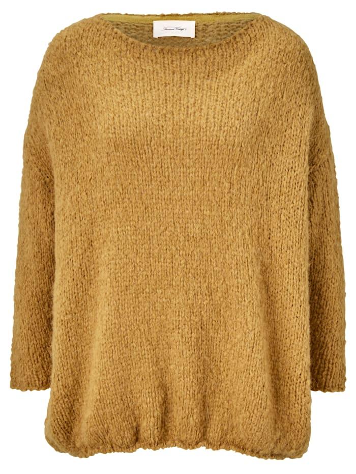 American Vintage Pullover, Orange