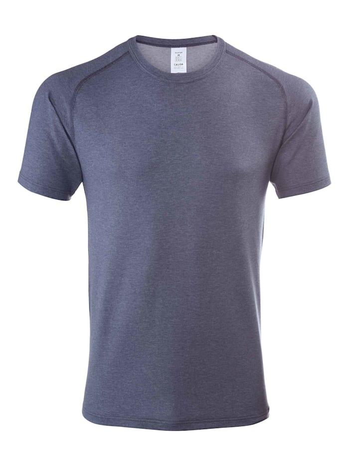 Calida Funktions-T-Shirt Ökotex zertifiziert, jeans mele