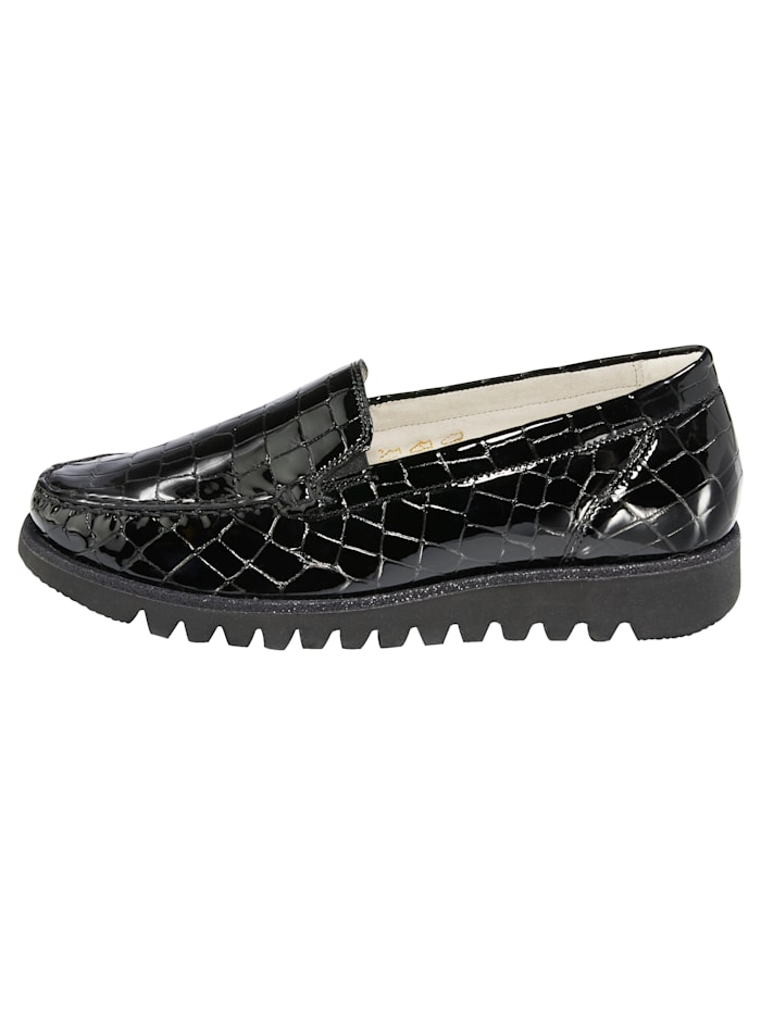 Loafers med EVA-slitsula