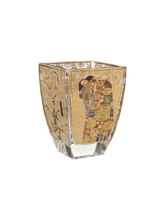 """Goebel Goebel Windlicht Gustav Klimt - """"Die Erfüllung"""", Klimt - Erfüllung"""