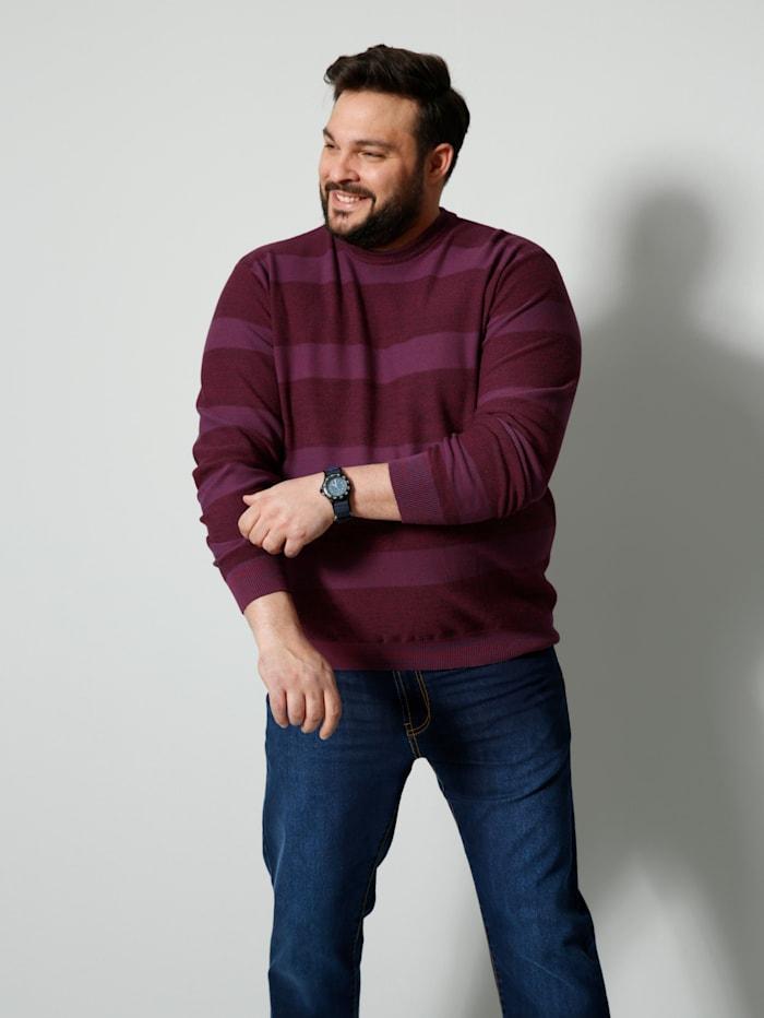 Pullover leichte Strick-Qualität