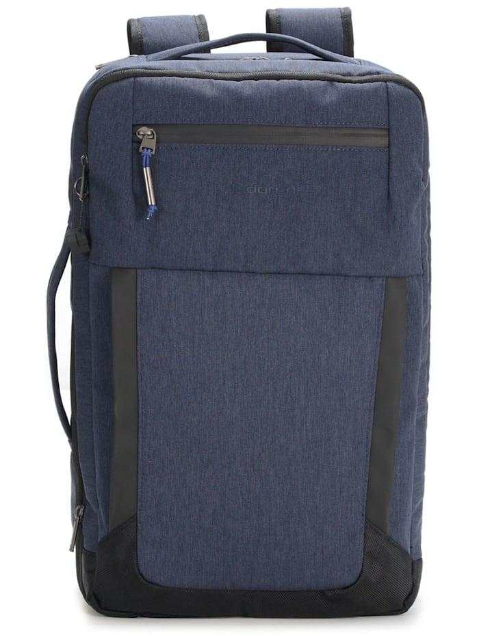 Hedgren Keyed Rucksack RFID 45 cm Laptopfach, dark blue