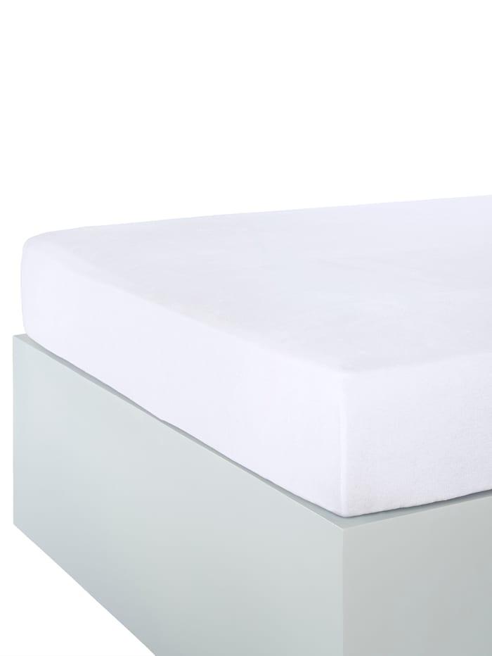 Webschatz Dra på-lakan, vit