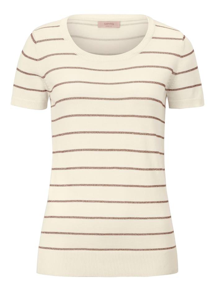 SIENNA Strickshirt, Multicolor
