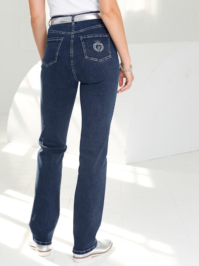 Jeans in comfortabel model