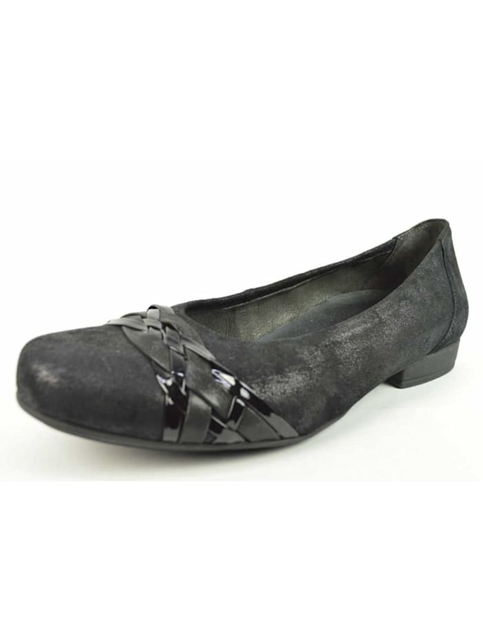 Gabor Ballerinas, schwarz