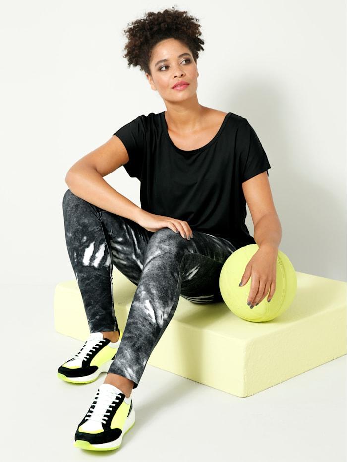 Trainingsshirt in sportieve stijl