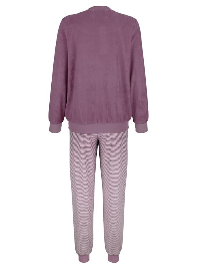 Pyjama – sis. Cotton made in Africa -puuvillaa