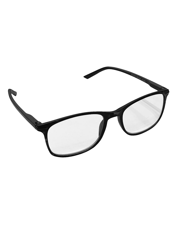 Loepbril Easymaxx met 3-voudige vergroting, zwart