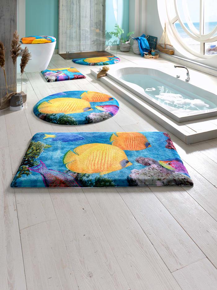 Webschatz Badmatten, Multicolor