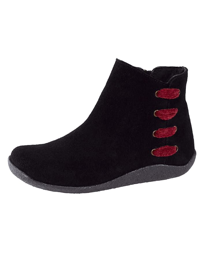 Naturläufer Ankle boots, Black