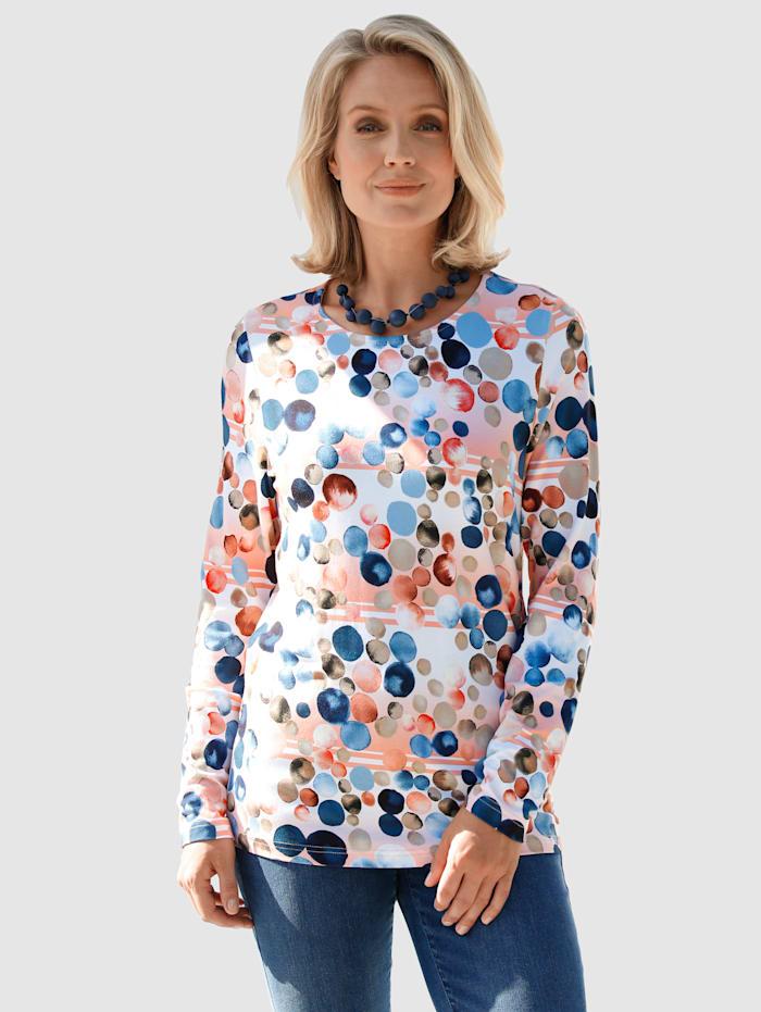 Shirt met exclusief dessin