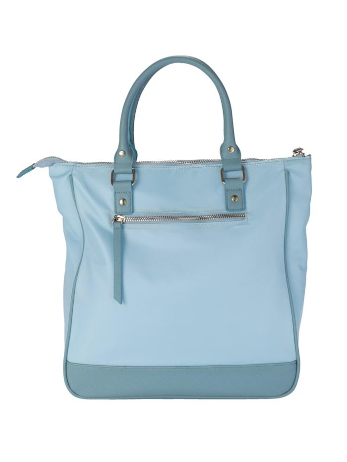 Väska med liten, urtagbar väska 2 delar