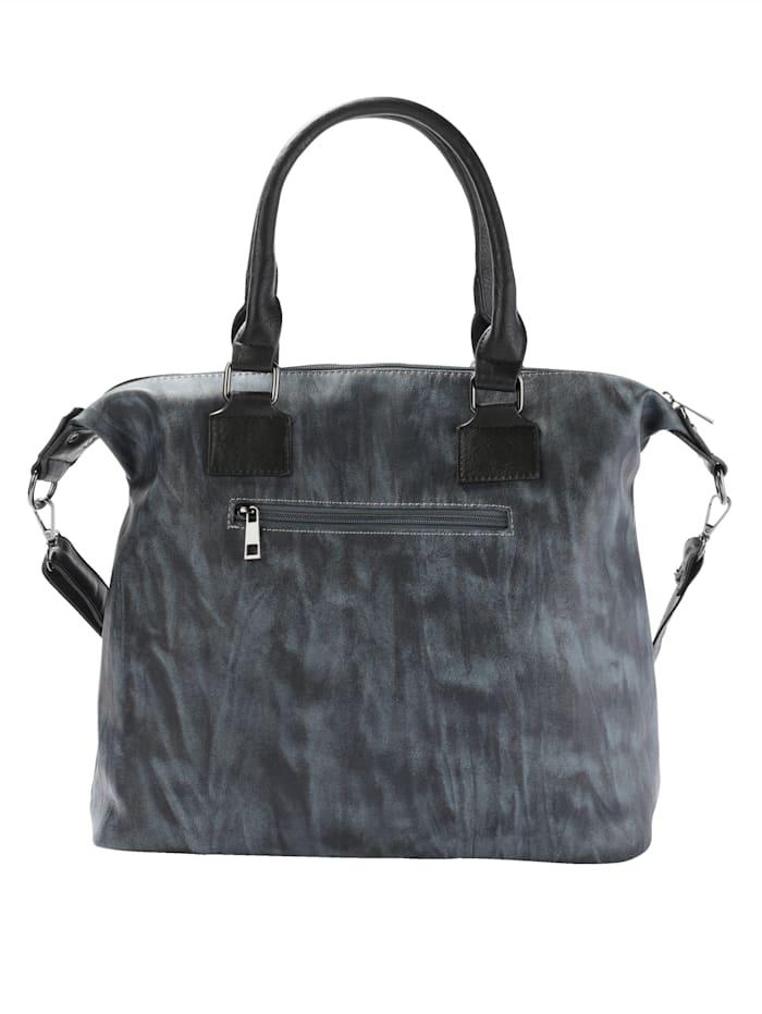 Handtasche mit edlen Ketten-Element