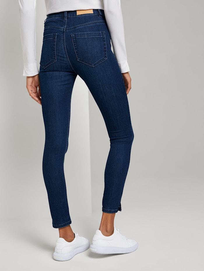 Kate Skinny Jeans mit Seitenschlitzen