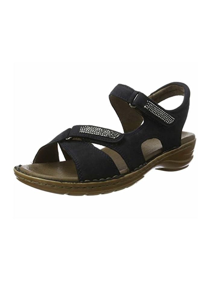 Ara Sandalen/Sandaletten, blau