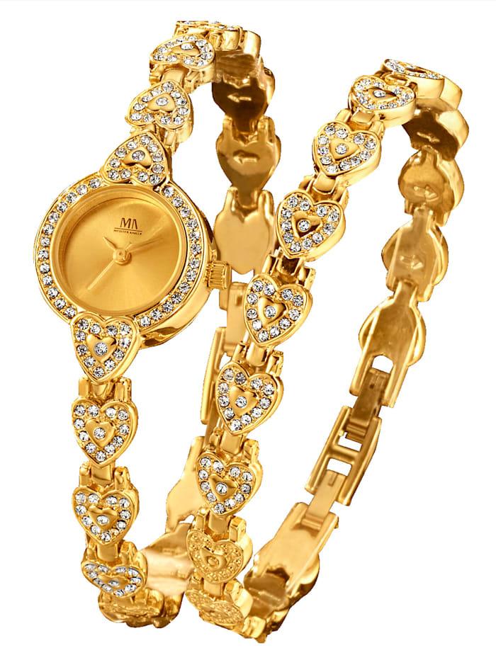 Parure 2 pièces montre + bijou