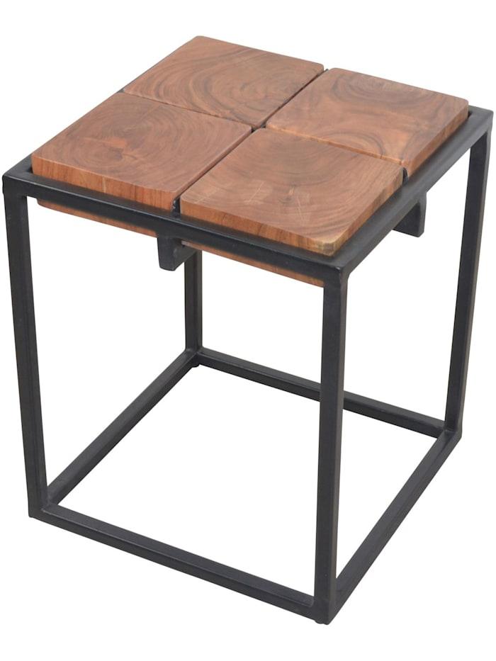 Möbel-Direkt-Online Beistelltisch Dani, braun
