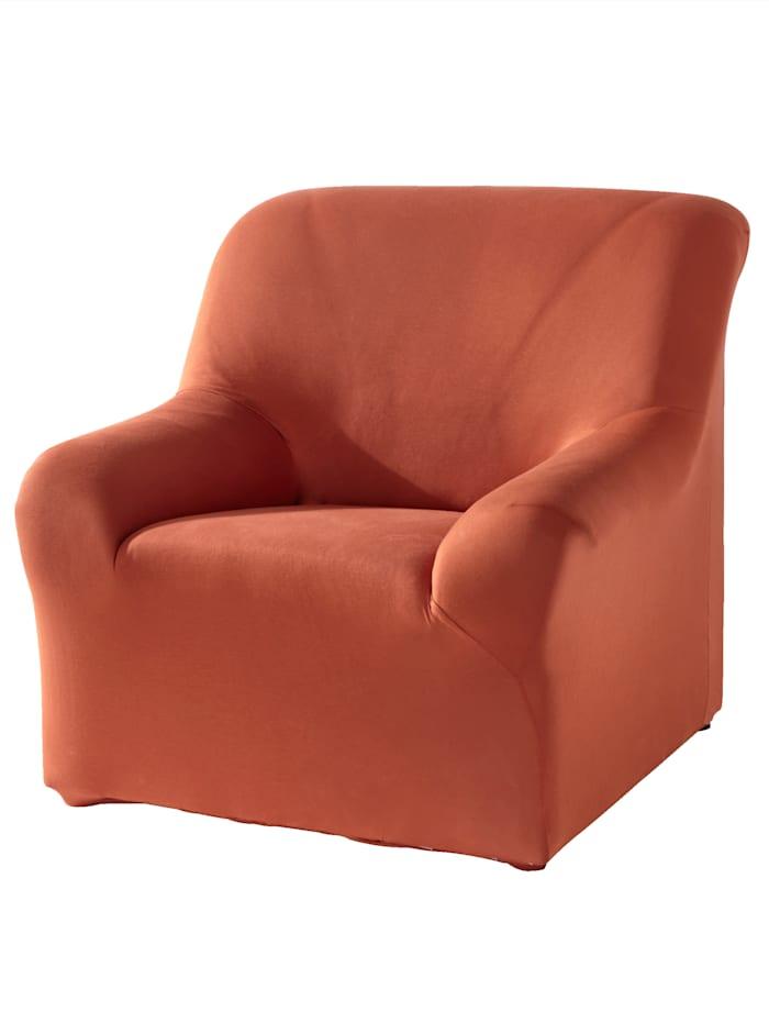 Webschatz Elastische meubelhoezen, terra