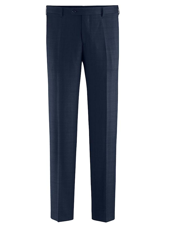 Babista Premium Oblekové nohavice so strižnou vlnou, Modrá