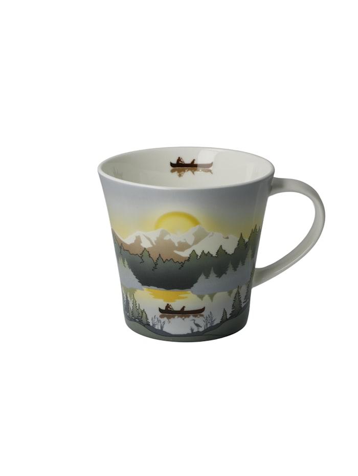 Goebel Goebel Coffee-/Tea Mug Scandic Home - Mountain Peace, Bunt