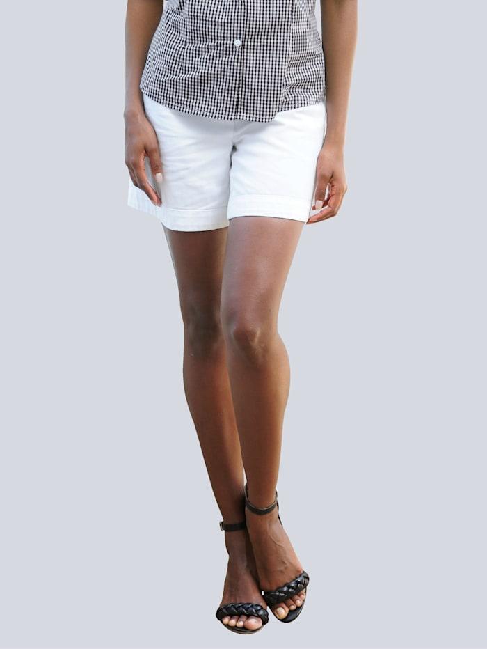Alba Moda Shorts, Wit