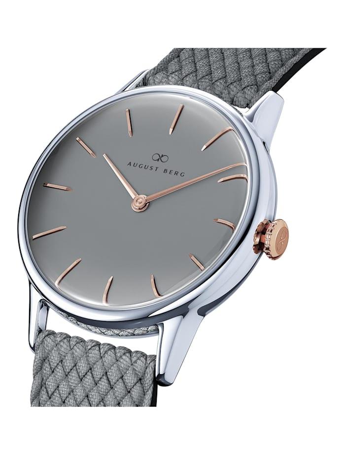 Uhr Serenity Nordic Granite Grey Perlon 32mm