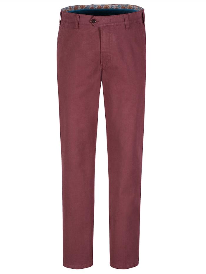 Pantalon chino en coton PIMA élégant