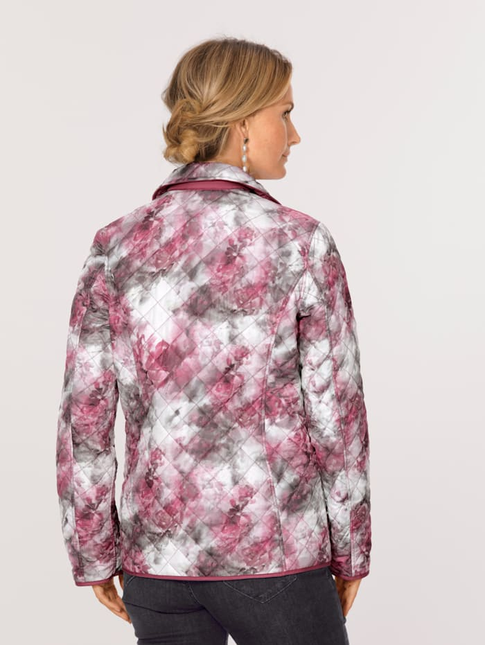 Keerbare jas met lichte wattering