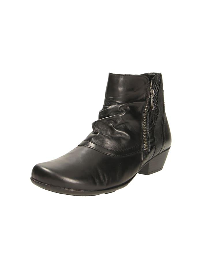 Remonte Stiefelette Stiefelette, schwarz