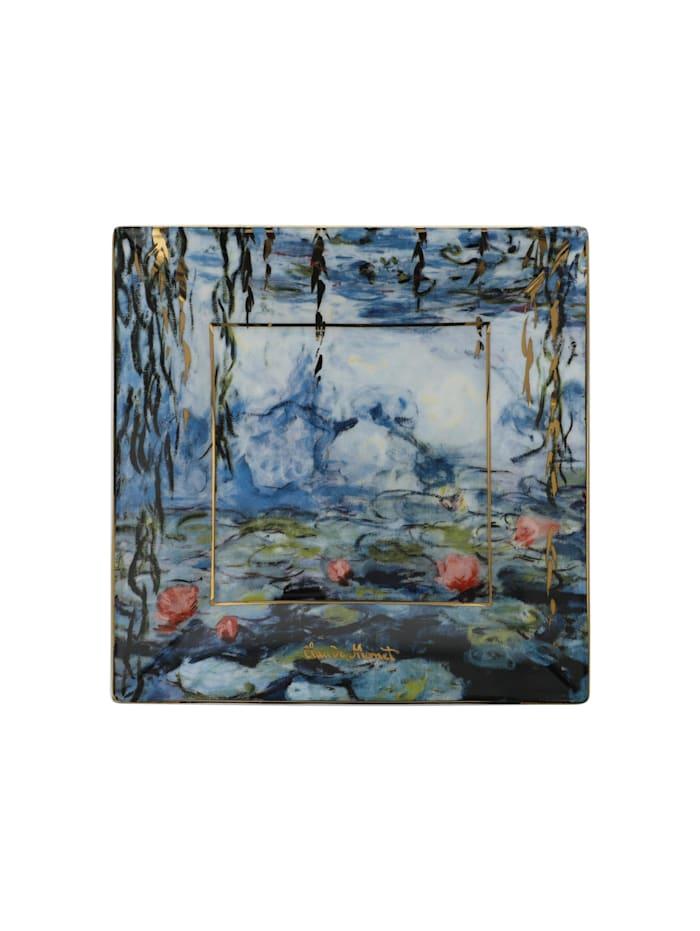 Goebel Goebel Schale Claude Monet - Seerosen mit Weide, Monet - Seerosen mit Weide