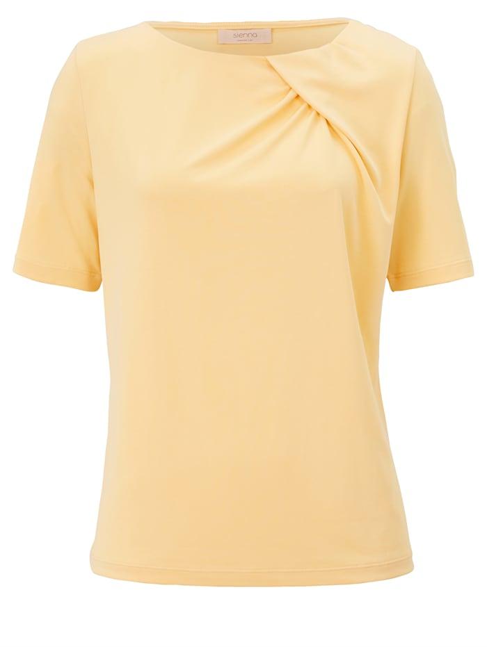 SIENNA T-Shirts, Gelb