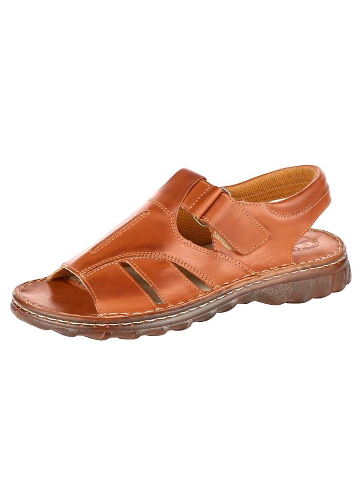 Sandales, Cognac
