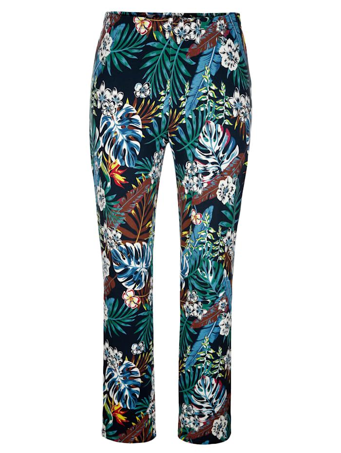 Pantalon à superbe imprimé