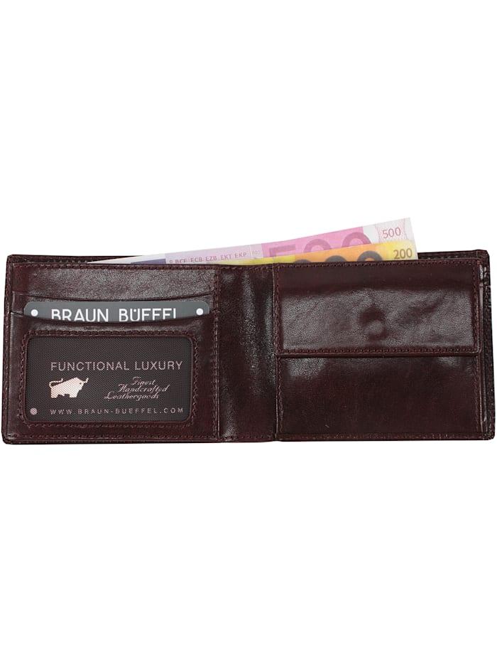 Basic Geldbörse I Leder 11,5 cm