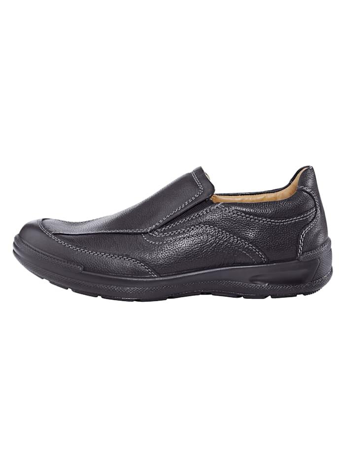 Kengät pehmeää nappanahkaa