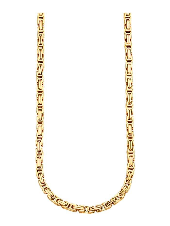 Königskette vergoldet
